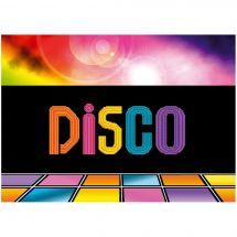 "Kit Punto Croce - Princesse - Quadro ""Disco"""