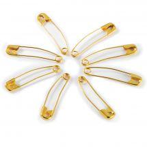 spilla - Prym - 150 Spine di sicurezza in ottone n°2