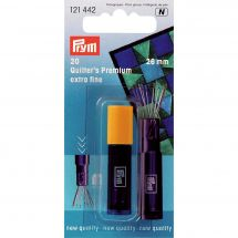 Aghi quilting - Prym - Aghi extra sottili per quilting a mano 26mm