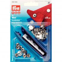 Bottoni a pressione - Prym - Kit bottoni a pressione Mini - 8 mm