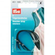 Accessorio di corsetteria - Prym - Fascette per lacci neri