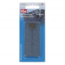 prolunga - Prym - Fibbia per cintura a bottone 80 x 35 mm - Jeans