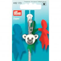 Linguetta per la chiusura - Prym - Moda cerniera lampo - orsacchiotto