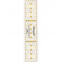 Regolo tascabile - Prym - Righello omnigrino - 3 x 15 cm