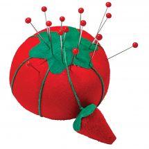 Porta aghi - Prym - Gomitolo schiuma pomodoro