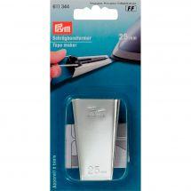 Accessorio cucito - Prym - Attrezzo per sbieco - 25 mm