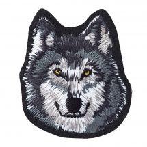 Termoadesiva - Prym - Testa di lupo