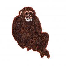 Termoadesiva - Prym - Scimpanzé bruno