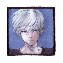 Termoadesiva - Prym - Etichetta K-Pop - Ragazzo con i capelli bianchi