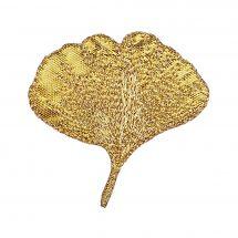 Termoadesiva - Prym - Foglia di ginko d'oro