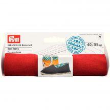 Accessorio espadrillas - Prym - Tessuto rosso