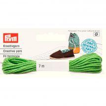 Accessorio espadrillas - Prym - Filo per lavori creativi verde