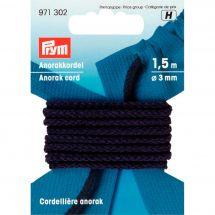 Cavi e Cordonieri - Prym - Cavi e Cordonieri per Anorak 3mm blu navy