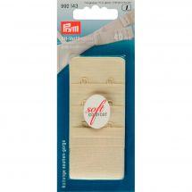 Accessorio di corsetteria - Prym - Attacco reggiseno - 40 mm champagne