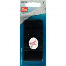 Accessorio di corsetteria - Prym - Attacco reggiseno - 40 mm nero