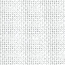 Tela da ricamo - LMC - Tela Aïda 5.5 bianca in tagliando o in metra