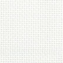 Tela da ricamo - LMC - Tela Aïda 4.4 bianca in tagliando o in metra