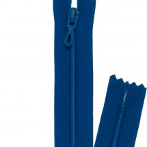 Chiusura non separabile - Prym - Chiusura lampo ® Blu Bandiera - Spiralatura