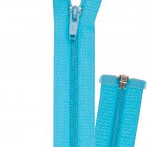 Chiusura separabile - Prym - Chiusura lampo ® Blu bambino - Spiralatura - 5 mm