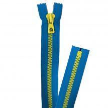 Chiusura non separabile - Prym - Chiusura lampo ® Blu re/giallo - Iniettata