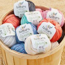Cotone per maglieria - DMC - Natura Just Cotton Spring