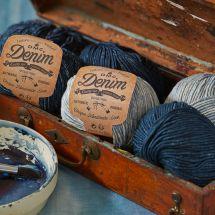 Cotone per maglieria - DMC - Natura Just Cotton Denim