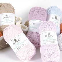Filato corredino - DMC - 100 % Baby Cotton