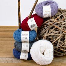 Maglieria in lana - Rowan - Rowan finest