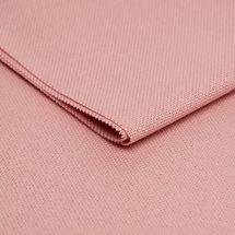 Tela da ricamo - Zweigart - Tela di stame Lugana 10 fili vecchio Zweigart rosa in coupon o al metro