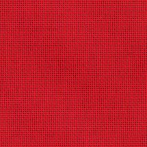 Tela da ricamo - Zweigart - Tela Lugana 10 fili rosso Zweigart (954) in coupon o al metro