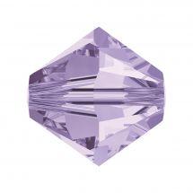 Perline e paillettes - Rowan - Pacco di 50 perle Swaroski 6 mm - Classic Crystal