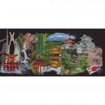 Kit Punto Croce - Théa Gouverneur - Giappone