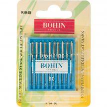 Aghi per macchine da cucire - Bohin - 10 Aghi standard n°90/14