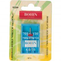 Aghi per macchine da cucire - Bohin - Ago doppio stretch