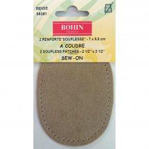 Rinforzi di cucito - Bohin - Rinforzo stretch da cucire - beige