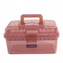 Scatola per sarti - Bohin - vecchio rosa