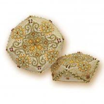 Kit di ornamenti da ricamare - Riolis -