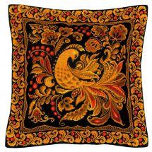 Kit cuscino da ricamo - Riolis - Dipinto Khokhloma