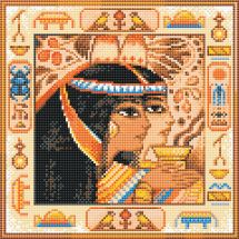 Kit ricamo diamante - Riolis - Egitto