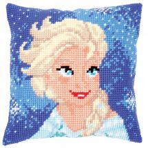 Kit cuscino fori grossi - Vervaco - Elsa