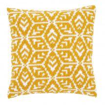 Kit cuscino fori grossi - Vervaco - geometrico,