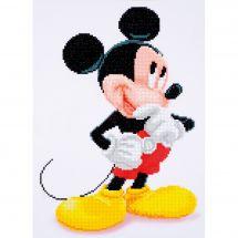 Kit ricamo diamante - Vervaco - Mickey Mouse