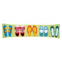 Kit cuscino porta inferiore - Vervaco - Scarpe estive