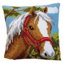 Kit cuscino fori grossi - Vervaco - Il cavallo