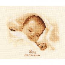 Kit Punto Croce - Vervaco - Un bel sonno