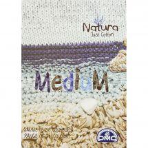 Cartella colori - DMC - Cartella colori Natura Just Cotton Medium