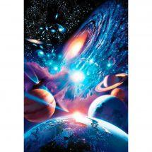 Kit ricamo diamante - Wizardi - Universo infinito