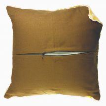Retro di cuscino  - LMC - Cammello