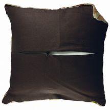 Retro di cuscino  - LMC - Cioccolato