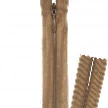 Chiusura non separabile - invisibile - Prym - Chiusura lampo ® Beige medio - 22 cm